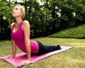 Grundausstattung Yoga Zubehör