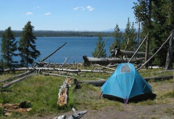 Camping oder Glamping