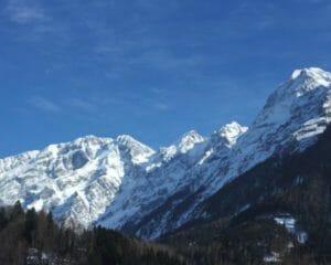Abverkauf der Berge