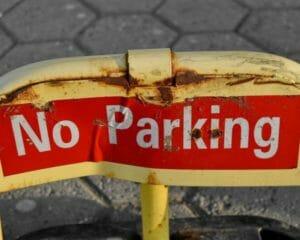 Bußgeldbescheide und Falschparker