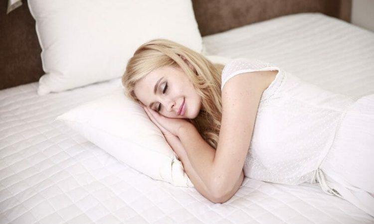 Schlechter Schlaf über 50