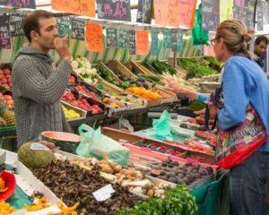 Wochenmarkt - Saalfelden