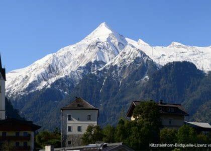 Kitzsteinhorn im Pinzgau