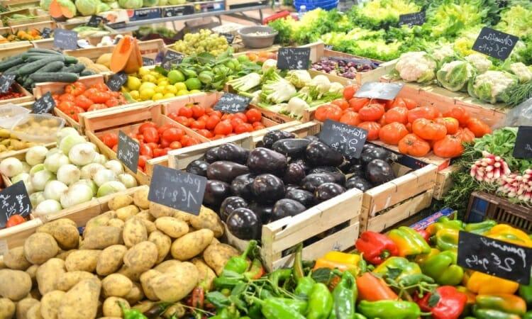 Wochenmarkt Saalfelden 1