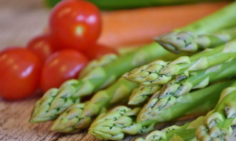 Spargel - das königliche Gemüse