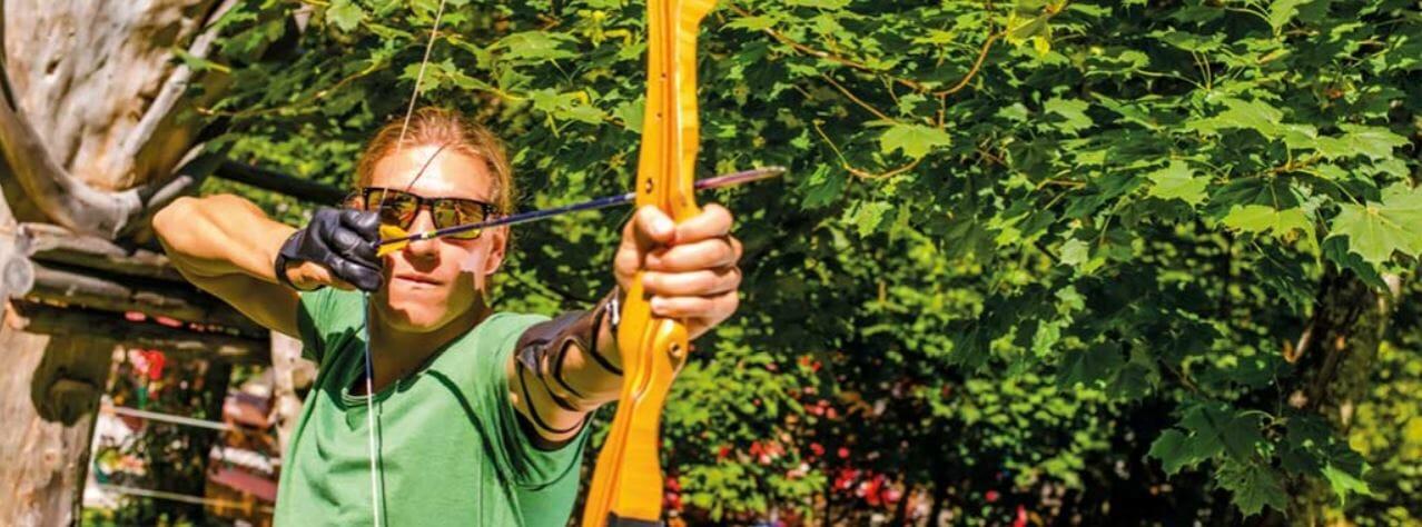 3D Bogenparcours Waldgasthof Angertal